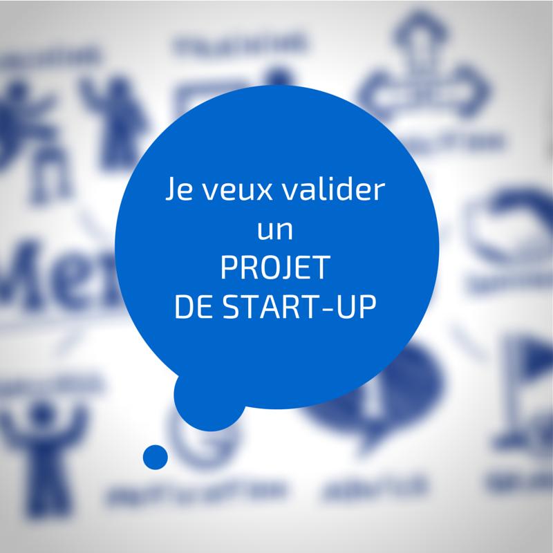 projet de start-up
