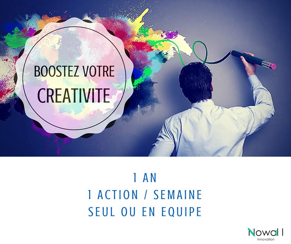 créativité au travail