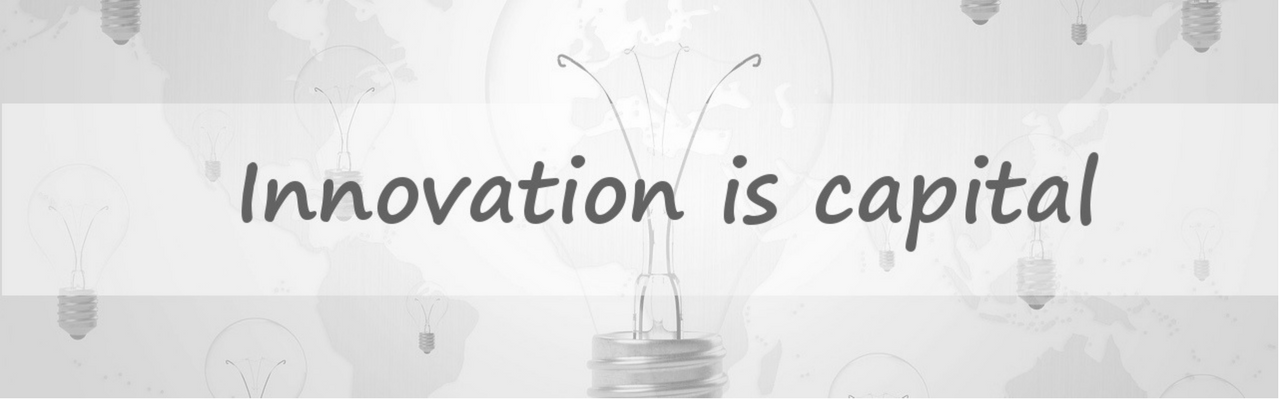 innovation is capital