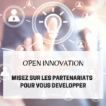 open innovation partenariats