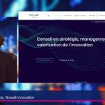 nowall innovation sylvie gamet interview tv