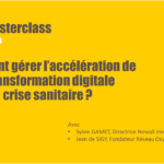 masterclass BIG digital Nowall Innovation